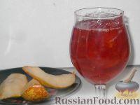 Фото к рецепту: Варенье из груш с лимоном