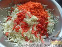 Фото приготовления рецепта: Капуста по-корейски - шаг №7