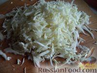 Фото приготовления рецепта: Капуста по-корейски - шаг №3