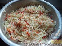 Фото приготовления рецепта: Капуста по-корейски - шаг №8