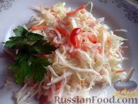 Фото приготовления рецепта: Капуста по-корейски - шаг №11