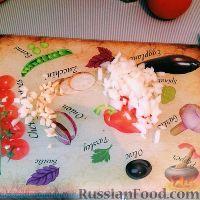 Фото приготовления рецепта: Шакшука - шаг №1