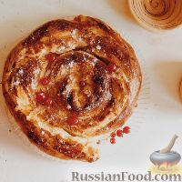 Фото к рецепту: Хитрый пирог
