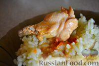 Фото к рецепту: Куриные крылышки с паприкой в сметанном соусе