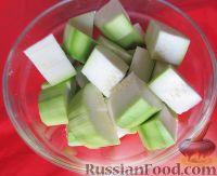 Фото приготовления рецепта: Овощное рагу с курицей - шаг №6