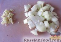 Фото приготовления рецепта: Овощное рагу с курицей - шаг №9