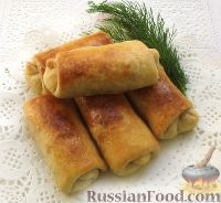 Фото к рецепту: Вэрзэре - молдавские пирожки с капустой