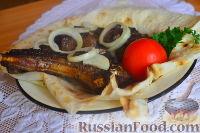 Фото к рецепту: Шашлык из баранины на кости