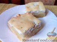 Фото к рецепту: Пирог с грушей