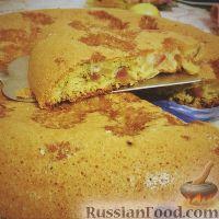 Фото к рецепту: Фруктовый пирог