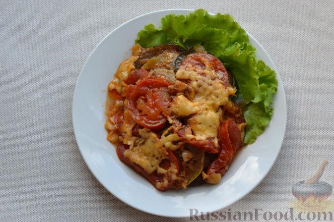 Фото приготовления рецепта: Рататуй в мультиварке-скороварке - шаг №14