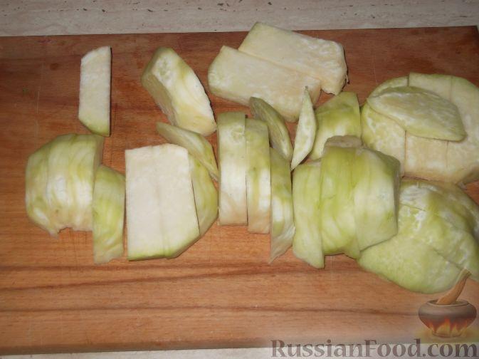 кольраби капуста рецепты с фото