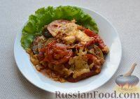 Фото к рецепту: Рататуй в мультиварке-скороварке