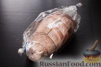 Фото приготовления рецепта: Рулет из свинины - шаг №4