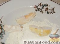 Фото приготовления рецепта: Карамелизованные яблоки - шаг №6