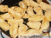 Фото приготовления рецепта: Карамелизованные яблоки - шаг №9