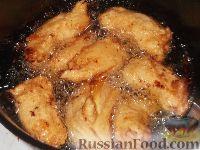 Фото приготовления рецепта: Карамелизованные яблоки - шаг №10