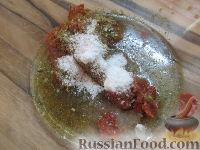 Фото приготовления рецепта: Куриная грудка в томатном маринаде - шаг №2