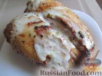 Фото приготовления рецепта: Куриная грудка в томатном маринаде - шаг №8