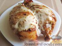 Фото к рецепту: Куриная грудка в томатном маринаде