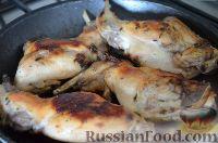 Фото к рецепту: Жаркое из мяса кролика по-итальянски