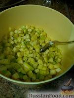 Фото приготовления рецепта: Кабачки, запеченные с сыром - шаг №1