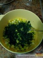 Фото приготовления рецепта: Кабачки, запеченные с сыром - шаг №2