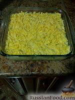 Фото приготовления рецепта: Кабачки, запеченные с сыром - шаг №6