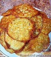 Фото к рецепту: Картофельные драники с кабачком