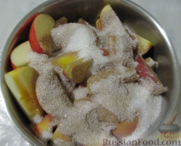 яблочное варенье в духовке рецепт с фото