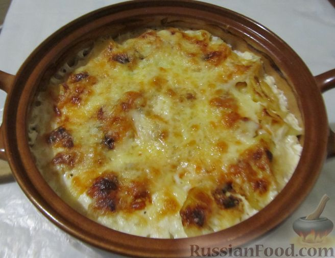 Фото приготовления рецепта: Тыквенная запеканка на сковороде - шаг №2
