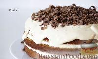 Торт из сыра маскарпоне без выпечки