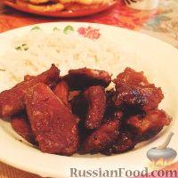 Фото к рецепту: Мясо по-китайски