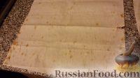 Фото приготовления рецепта: Шаурма с курицей в домашних условиях - шаг №9
