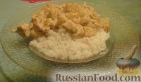 Фото к рецепту: Курица карри с ананасом