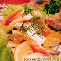 """Фото к рецепту: Овощная запеканка """"Летняя"""""""