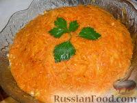 """Фото к рецепту: Салат """"Лисья шубка"""""""