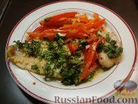 Фото к рецепту: Рыба по-мароккански