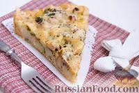Фото к рецепту: Грибной пирог