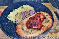 Фото к рецепту: Цыпленок тандури