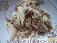 Фото приготовления рецепта: Салат «Нежность» из курицы - шаг №2
