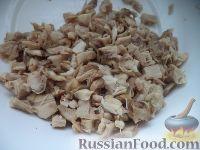 Фото приготовления рецепта: Салат «Нежность» из курицы - шаг №3