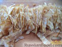 Фото приготовления рецепта: Салат «Нежность» из курицы - шаг №9