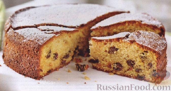 Бисквит с изюмом в мультиварке рецепты пошагово