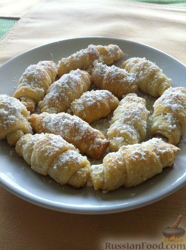 Печенье рогалики рецепты 198