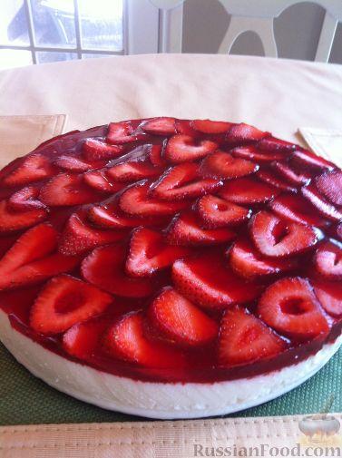 Рецепт Йогуртовый торт 2