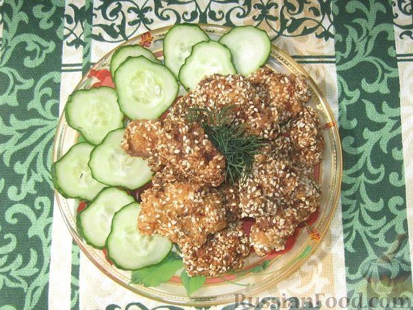 Фото приготовления рецепта: Рыба, запечённая с морковью и яблоками - шаг №7