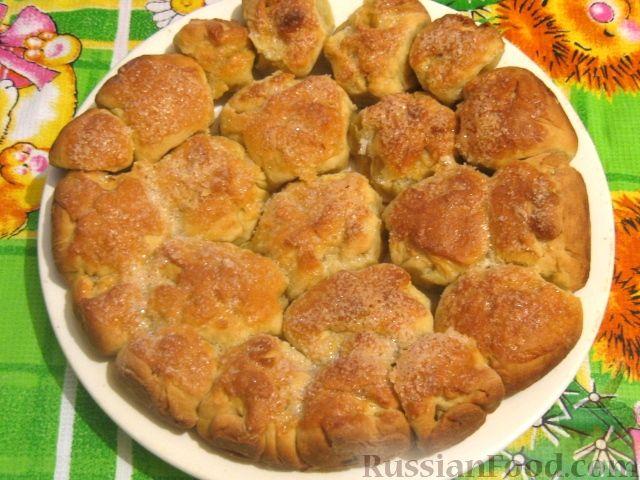 Рецепт Пирог из булочек