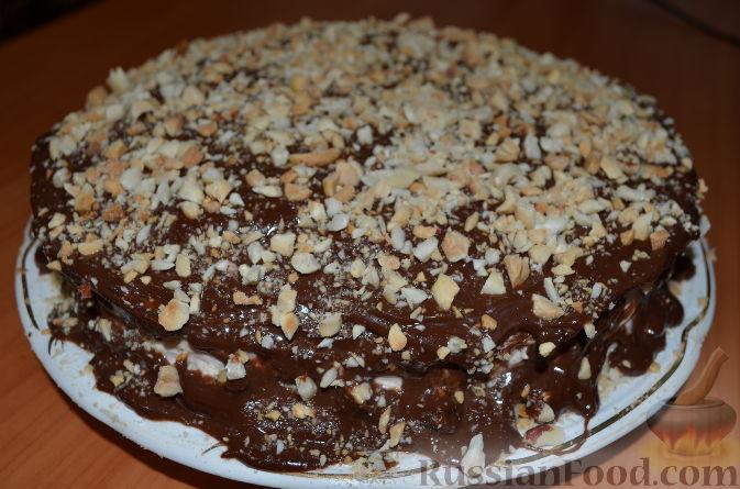 диетический торт прага рецепт