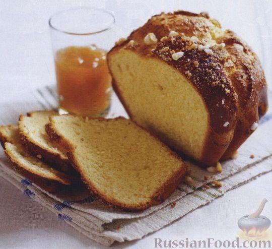 Рецепт Сдобный кекс